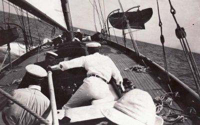 De stora segelbåtarnas tid – Rendez-vous