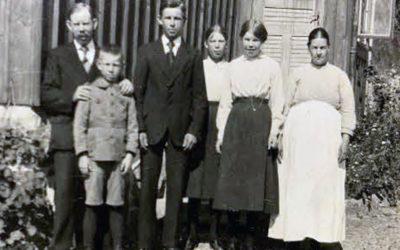 Herrskap och tjänstefolk på Särö