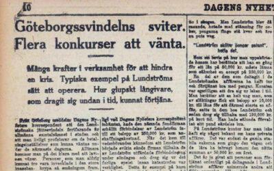 Einar Lundströms svindlande affärer